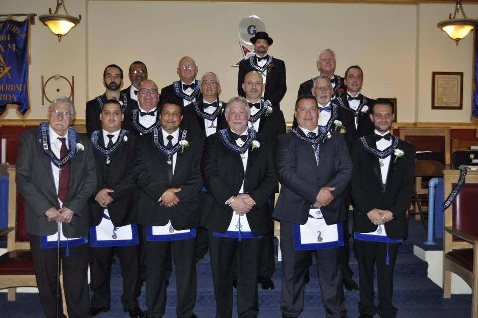 2016 Lodge Officers